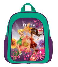 PP188 Disney Fairies TinkerBell Rucksack Kinderrucksack Tasche Kindergarten 2015