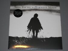 NEIL YOUNG  Harvest Moon (25th Anniversary) 2LP gatefold New Sealed  Vinyl