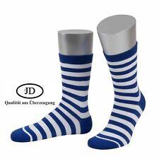 JD Ringelsocke CL12S in versch. Farben u Größen Karnevalssocke Socken Damensocke