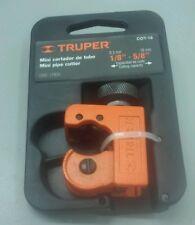 """TRUPER COT-16 PIPE CUTTER 1/8"""" - 5/8"""""""