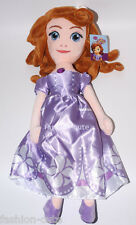 "New Princess Sofia the First Plush Toy Stuffed Doll 48cm 19"" Gift"