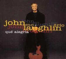 John McLaughlin - Que Alegria [New CD] Germany - Import
