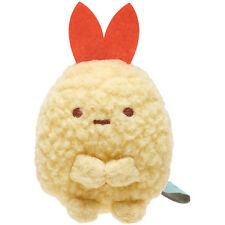 San-X Sumikko Gurashi mini Plush Doll fried shrimp tail Kawaii Cute F/S NEW