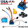 Brushless ESC Electric Speed 120A Controller RC Accessory for 1/10 1/8 RC Car