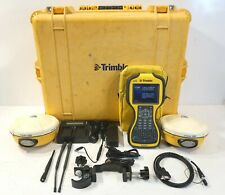 Dual Trimble Sps882. 900Mhz, Tsc3 with Access/Roads and Scs900, 2.4Ghz Radio.