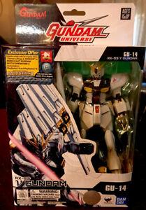 """Bandai Gundam Universe GU-13 XXXG-01SR GUNDAM SANDROCK 5"""" Figure MIB NEW!!"""