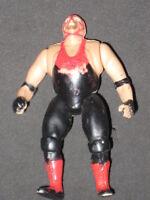 WWF WWE Jakks BCA Bone Crunchers VADER MINI Wrestling Figure #2