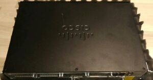 Cisco 2911 Router VOIP CISCO2911-VSEC/K9 UC/SEC LICENSE