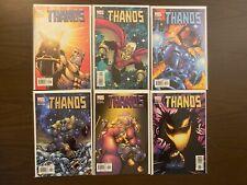 Thanos 1-12 High Grade Marvel Lot Set Run CL74-6