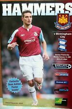 13/02/2006 West Ham United v Birmingham City  .