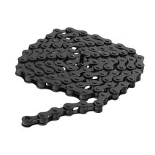 CHAIN SINGLE SPEED BICYCLE CHAIN 1 SPEED GEAR FIXIE FIXED BIKE CHAIN BMX BLK