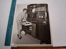 Rare Historical Original VTG Richardson Brothers Co Stratapanel Storage Photo