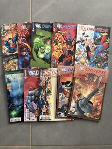Lot 10 BD DC universe hors serie Comics