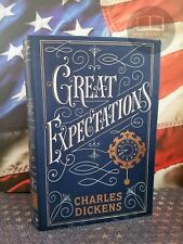 NEW Great Expectations by Charles Dickens Bonded Leather Softcover Collectible