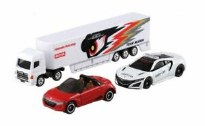 Takara Tomy Tomica Gift Box Set Honda Collection 3X Diecast Toy Cars