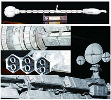 New 3D DIY Paper Model Kit 2001 A Space Odissey USS Discovery XD-1 Spaceship