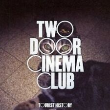 "TWO DOOR CINEMA CLUB ""TOURIST HISTORY"" CD NEW+"