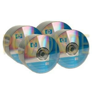 HP 52x 80min Recordable Disc CD-R - 200-Pack (CR00045)
