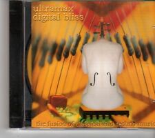 (FH168) Ultramax, Digital Bliss - 2002 CD
