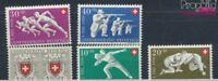 Schweiz 545-549 postfrisch 1950 Pro Patria (7387817