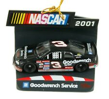 Goodwrench Richard Childress Racing Car Black NASCAR 2001 Christmas Ornament