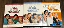 All In The Family The Completes Season 1, Season 2 & Season 3 DVD (9-DVDs)