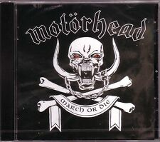 CD (NOUVEAU!) Motörhead-March GA les (cat scratch fever Jack l'éventreur Motorhead
