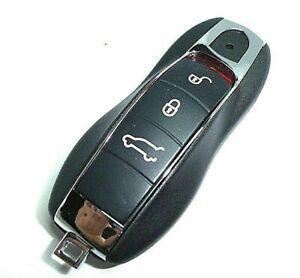 Funk Schlüssel mit Keyless go für Porsche 911 Cayenne Panamera Boxster 433 MHZ