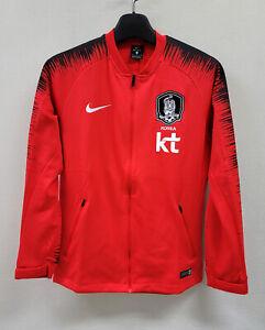 2018-19 KOREA L/S Squad PR Anthem Jacket 18-19 KT Sponsor KFA