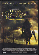 The Texas Chainsaw Massacre - The Beginning DVD  NL