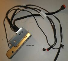 Lenovo Y900 USB Audio Front I/O SD Card Panel & Cables 1B33QPB00 04x2775 04x2774