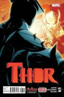 Thor # 7 Marvel Cover A 1st Print (2015) AARON  JANE FOSTER