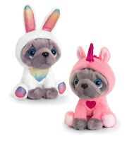 Keel Toys SD6169  Frenchie  Plush Unicorn Bunny French Bulldog Soft Toy