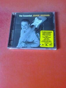JIMMIE VAUGHAN The Essential CD Album! Best Of The Fabulous Thunderbirds