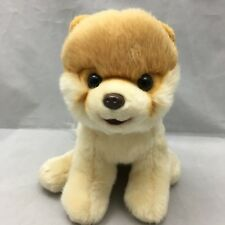 "Boo Puppy Dog Pomeranian The Worlds Cutest Dog Gund Plush 10"" Toy Lovey 4029715"