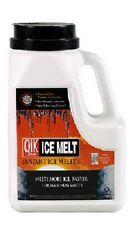 (2) Qik Joe 9 Lb Shaker Bottle Calcium Chloride Pellets Ice Melt - 540594 30069