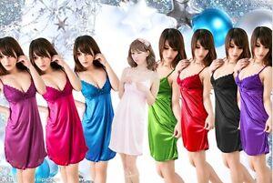 HOT Sexy Sleepwear Sexy Lingerie Babydoll Dress Clubwear UK SELLER