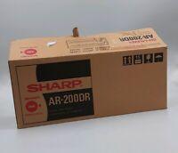SHARP AR-200TD Black Toner Cartridge & Developer Genuine OEM Original
