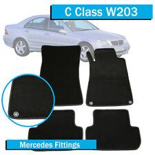 Mercedes C Class W203 - (2000-2007) - Tailored Car Floor Mats