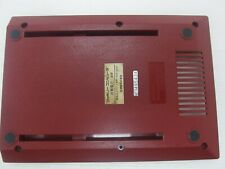 famicom console case system buttom half only + Official Parts Made in JAPAN