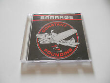 """Barrage """"Costant Pounding"""" Rare Indie AOR cd"""
