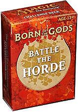 Born of the Gods Challenge Deck Battle the Horde (ENGLISH) SEALED NEW ABUGames