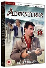 ADVENTURER the complete series. Oliver Tobias. 2 discs. New sealed DVD.