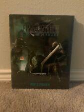Final Fantasy VII Remake World Preview hardcover Art Book, FF 7, USA English