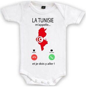 BODY GARÇON LA TUNISIE M'APPELLE...