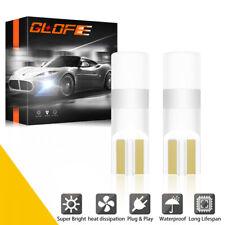 Glofe T10 501 W5W 1860 LED Canbus Libre De Errores Lado Luz Del Tronco Interior Bombilla 12V