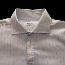 T.M.Lewin Striped Regular Long Formal Shirts for Men