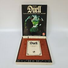 Duell Board Game By Lakeside 2 Player Age 10+ Strategy Game 1976