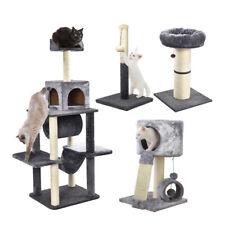AllPetSolutions Cat Scratching Post Kitten Climbing Tree Small Large Scratcher