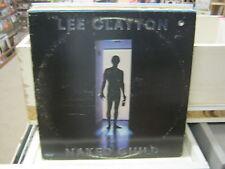 Lee Clayton Naked Child vinyl LP 1979 EX